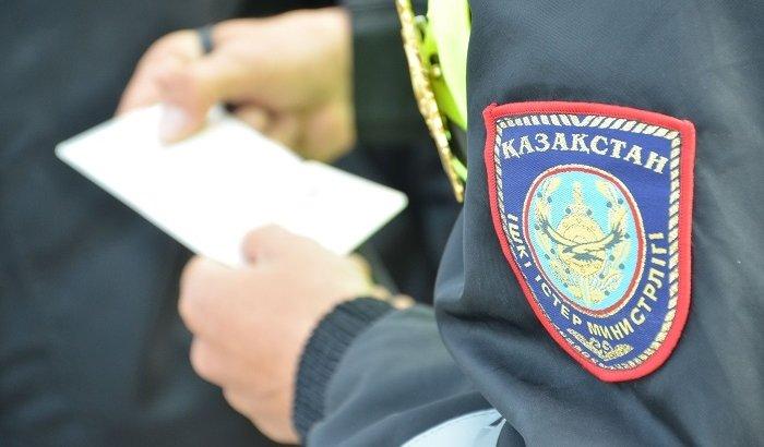 Қызылордалық полицей жылдық көрсеткішті жақсарту үшін деректерді бұрмалаған