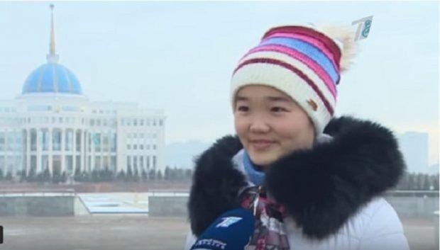 Жамбыл облысының тұрғыны қызының есімін Назарбаевтың құрметіне Нұрәбіназ деп қойған