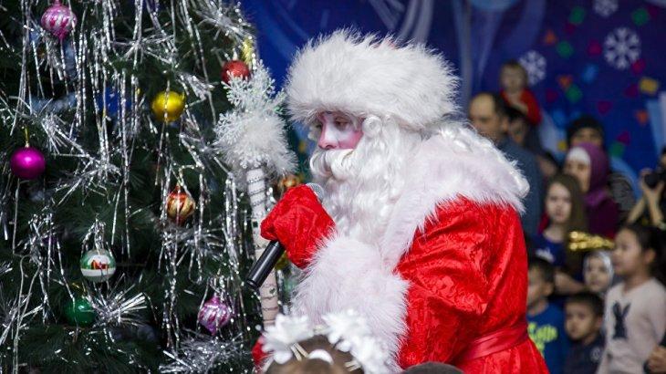 Балабақшадағы Жаңа жылға арналған ертеңгілікте Аяз ата қайтыс болды