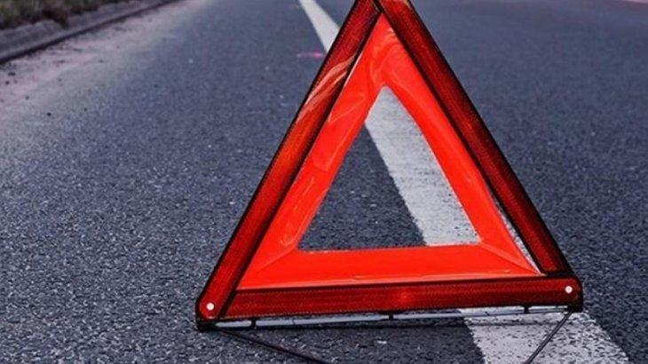 Қостанай облысында жол апатынан үш адам қаза тапты