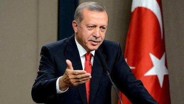Тайып Ердоған 25 мемлекеттегі елшілерін ауыстырды