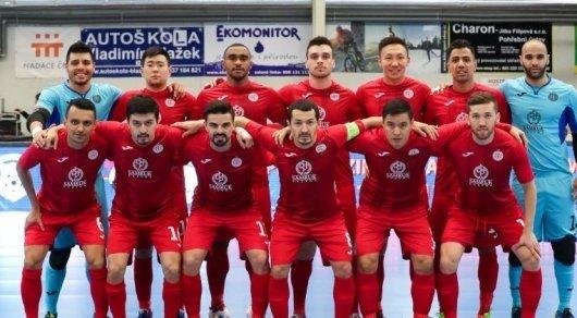 «Қайрат» клубы футзалдан Қазақстан кубогының қола жүлдесін иеленді