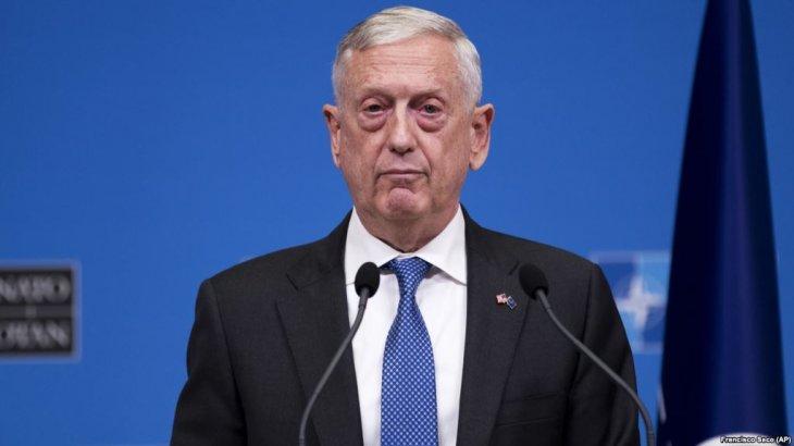 АҚШ қорғаныс министрі отставкаға кетуге өтініш білдірді