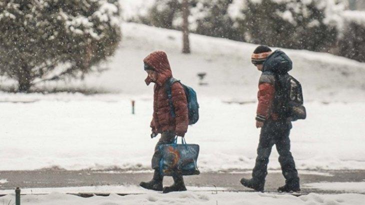 Астанада екінші ауысымдағы оқушыларға сабақ болмайды