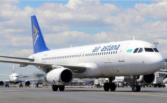 Франкфурттан шыққан Air Astana ұшағы Орал әуежайына шұғыл қонуға мәжбүр болды