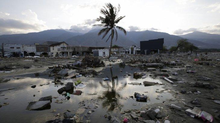 Индонезияда болған цунамиден 43 адам қаза тапты