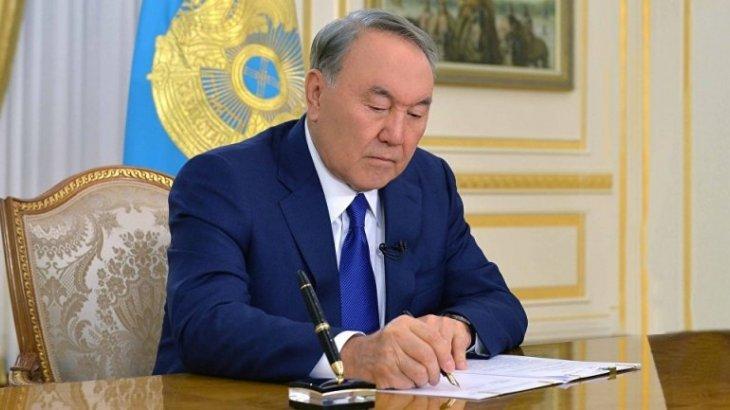 Назарбаев Индонезия Республикасының Президентіне көңіл айтты