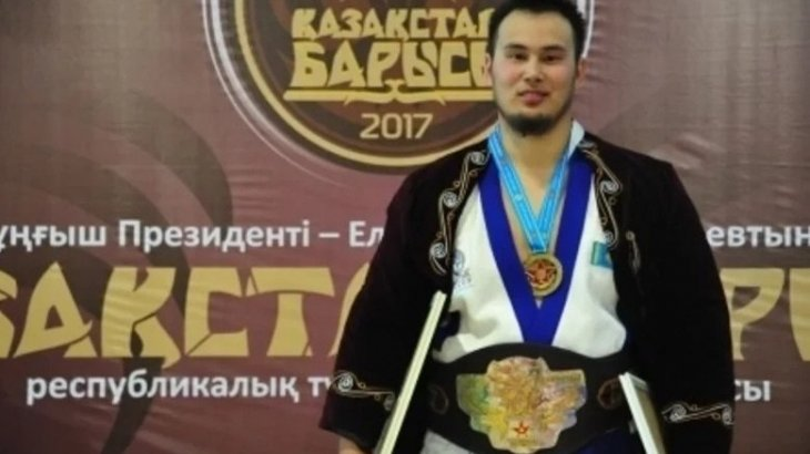 «Қазақстан Барысы-2017» жеңімпазы допингпен ұсталды