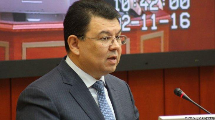 Энергетика министрі: «Жаңа мұнай өңдеу зауыты таяу жылдары салынбайды»