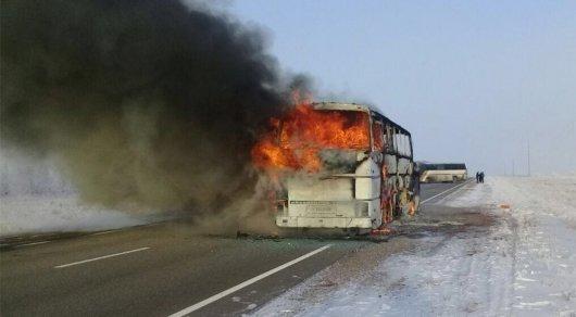 52 адам қаза тапқан автобустың иесі Өзбекстаннан Шымкентке экстрадицияланды