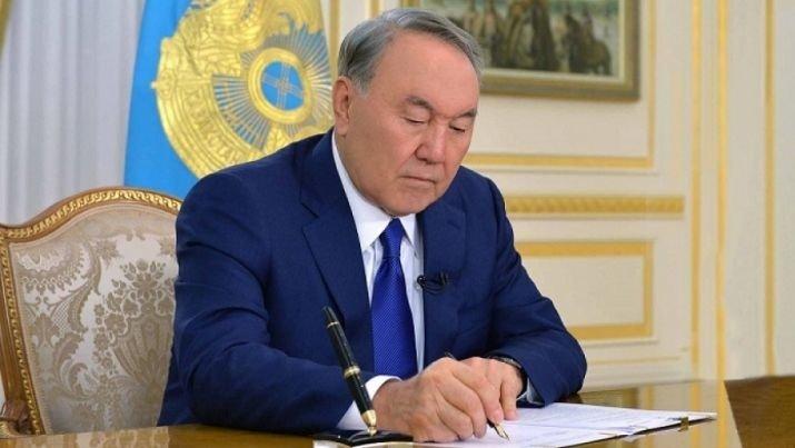 Назарбаев мемлекеттік сатып алу саласын жетілдіретін заңға қол қойды