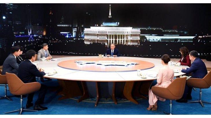 Нұрсұлтан Назарбаев Жұмағалиев пен Атамқұловты жаңа қызметке тағайындаудың себебін түсіндірді