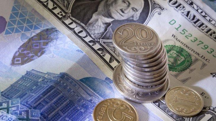 Доллар курсы 384 теңгеге өсті