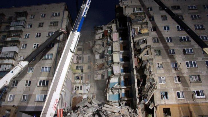 Ресейде тұрғын үй жарылып, 8 адам қаза тапты
