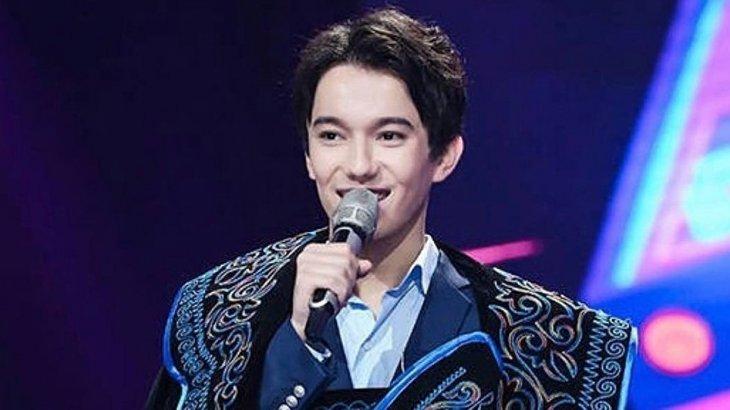 Димаш Құдайберген Қытайдағы музыкалық шоуда қазылық етеді