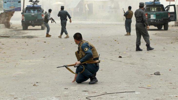 Ауғанстанда теракт болып, 21 полицей қаза тапты