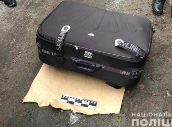 Украинада чемоданнан бойжеткеннің мәйіті табылды