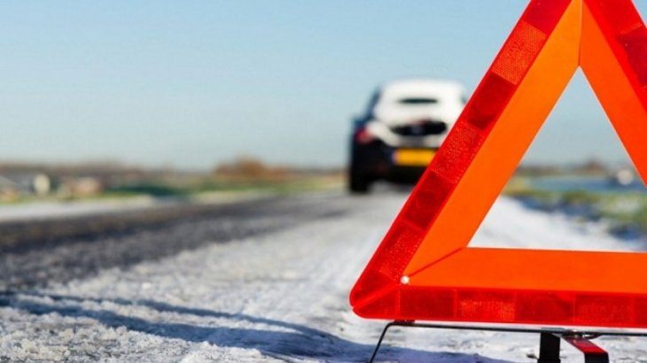Қостанай облысында жол апатынан екі жолаушы қаза тапты