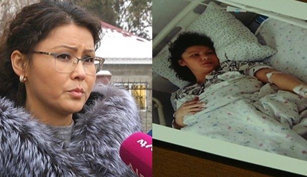 Алматы облысында оқушының анасы мұғалімді аяусыз сабаған