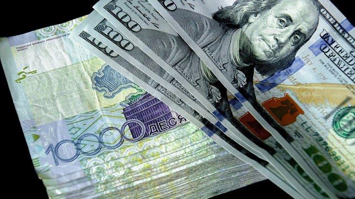 Доллар бағамы 2 теңгеге арзандады