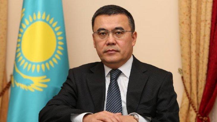 Нұрлан Сейтімов ҚР СІМ жауапты хатшысы болып тағайындалды