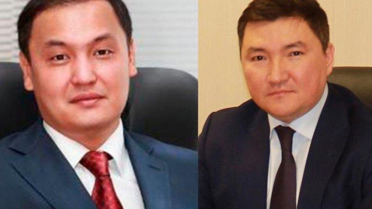 ҚР Қаржы министрінің бұйрығымен екі комитетке төраға тағайындалды