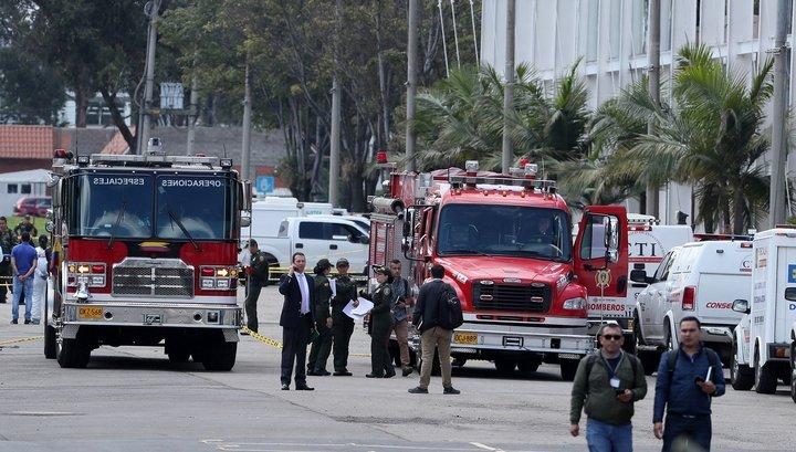 8 адам қаза тапты: Колумбияда полиция мектебін жарып жіберді