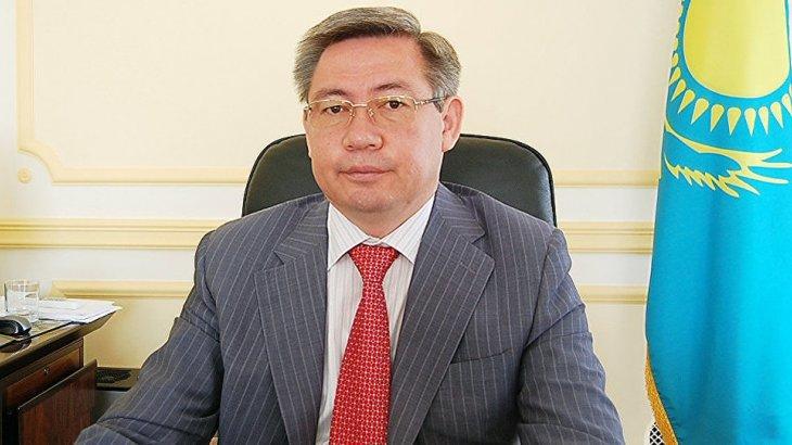 Ақша жымқырды деп айыпталған Қазақстанның Өзбекстандағы елшісі қызметінен әлі кетпеген