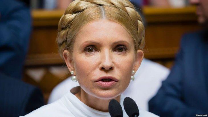 Тимошенко Украинадағы президент сайлауына түсетінін мәлімдеді
