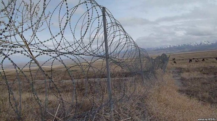 Қырғыз-қазақ шекарасында оқ атылып, бір адам қаза тапты