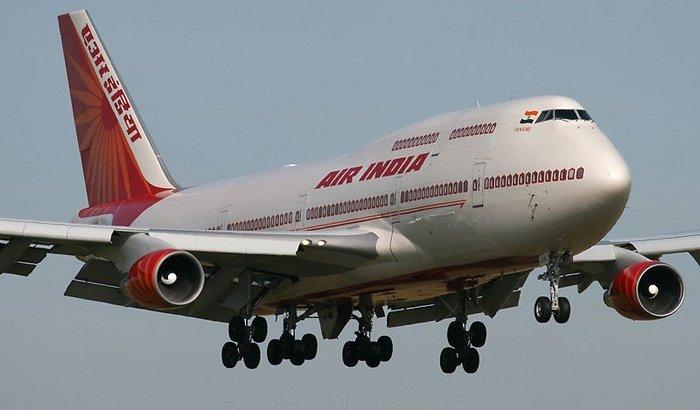 Air India ұшағы Нұрсұлтан Назарбаев әуежайына қонуға мәжбүр болды