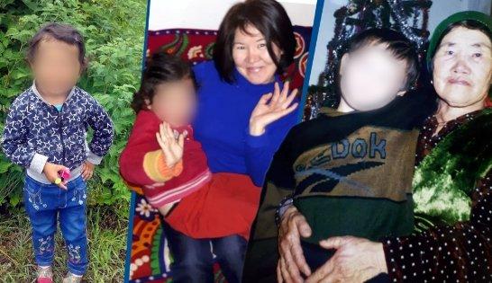 Алматы облысында әйел өз анасы мен 4 жасар қызын өлтірді деп күдіктелінуде