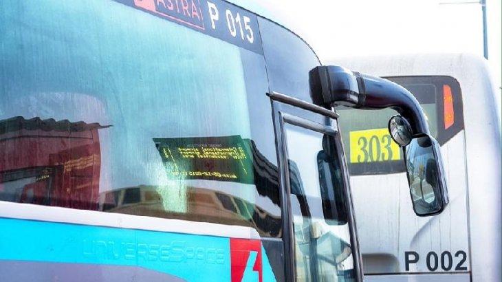 Астана маңындағы 16 ауылға қатынайтын автобустар қозғалысын тоқтатты