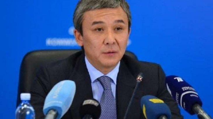 Вице-министр культуры и спорта РК освобожден от должности