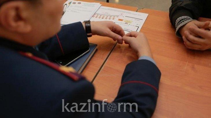 Алматы облысында полицей ауылдасын ұрып өлтірген