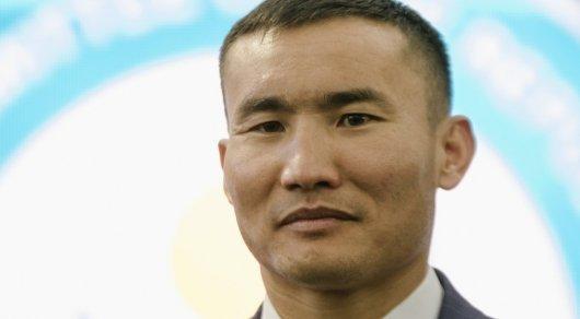 Канат Ислам назвал самых перспективных казахстанских боксеров