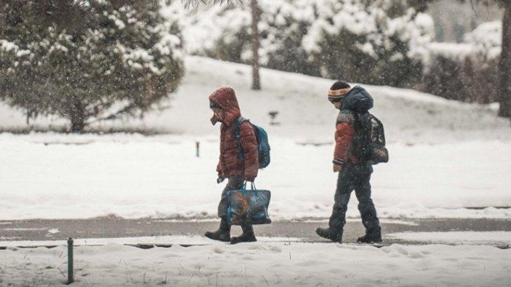 В Астане и десяти регионах Казахстана объявили штормовое предупреждение