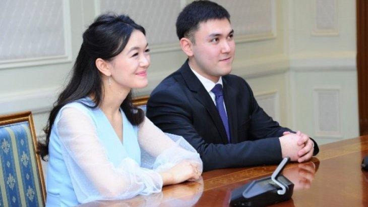 Пригласили на свадьбу президента: Назарбаев поздравил молодоженов из Астаны