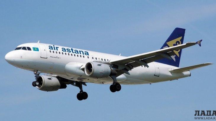 Алматыдан Стамбулға ұшқан Air Astana ұшағы Ақтауға шұғыл қонды