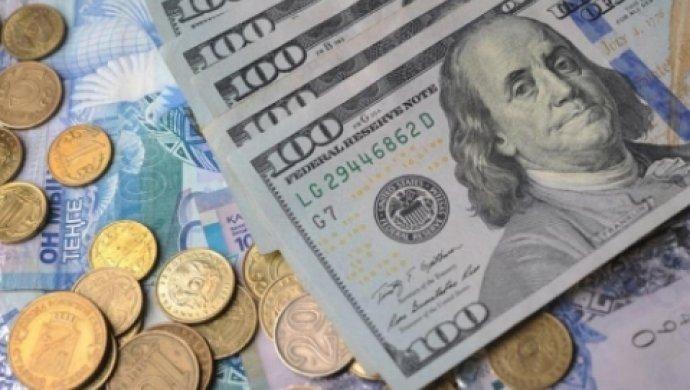 Доллар 1,6 теңгеге төмендеді