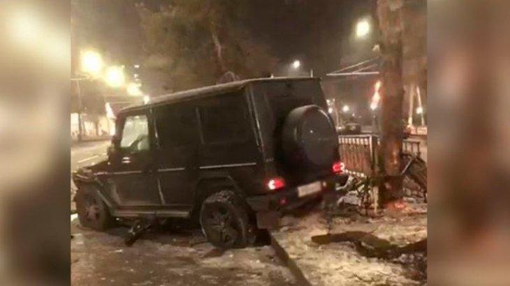 Подозреваемый по делу о гибели актрисы в ДТП в Алматы находится под стражей