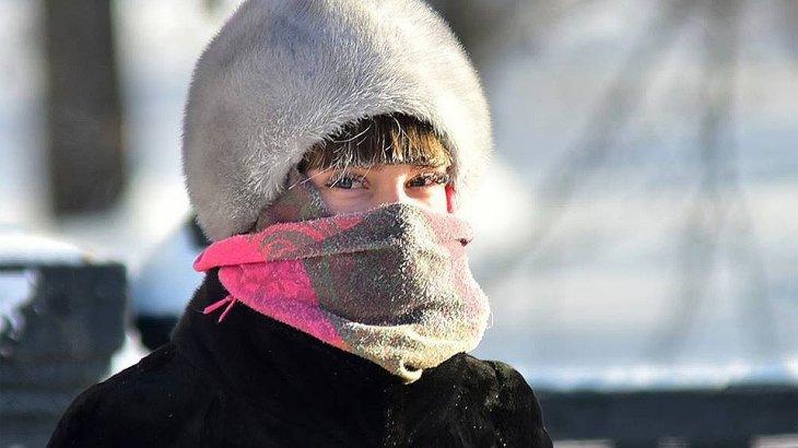 Когда на улице -45: что происходит в Казахстане