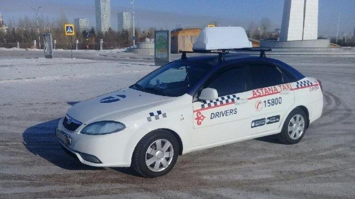 Астана әкімдігі қытымыр аязға байланысты тегін такси ұйымдастырады