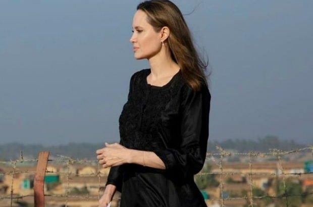 Жүдеп кеткен Анджелина Джоли көпшілікті алаңдадып қойды