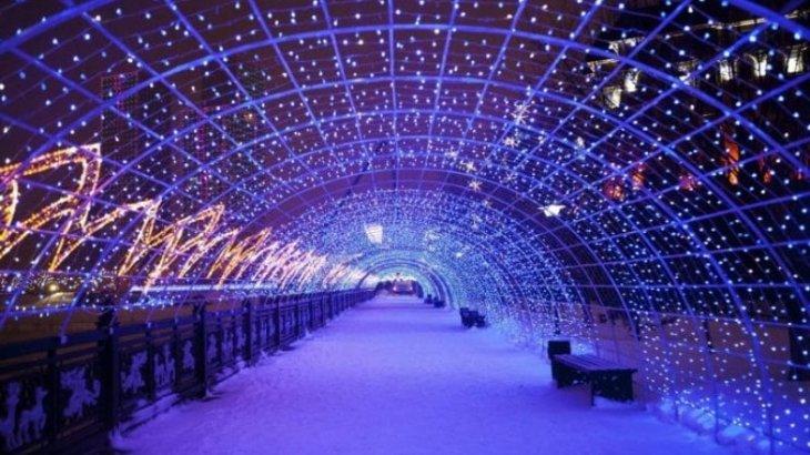 Астана и Алматы вошли в список самых романтичных городов СНГ