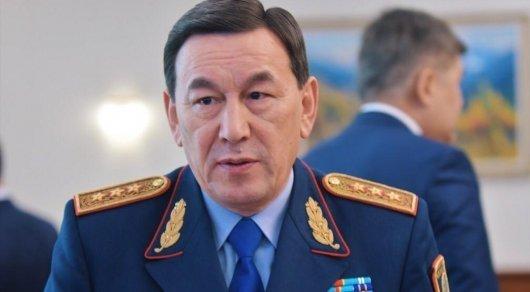 Касымов получил новый должность