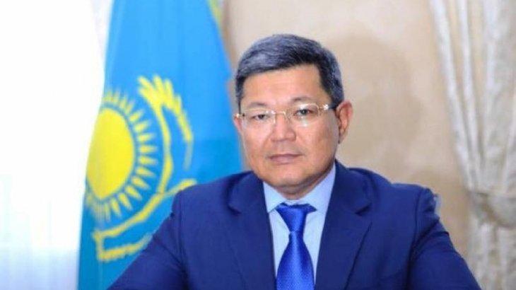 Арман Тұрлыбек Астана қаласы әкімнің орынбасары боп тағайындалды
