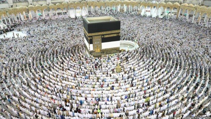Сауд Арабиясы биыл Қазақстаннан қажыға баратындарға 3200 квота бөлді