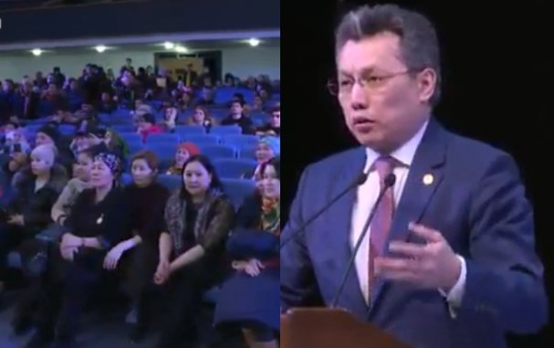 «Баспана керек» : Астаналық көпбалалы аналар талаптарының орындалуын талап етті (ВИДЕО)