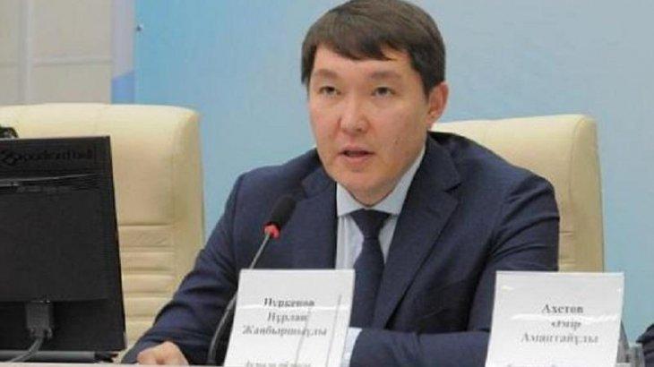 Нурлан Нуркенов назначен заместителем акима Астаны